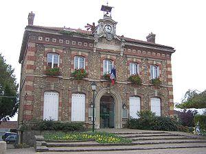 Noisy-le-Roi - Town hall