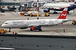 Nordwind Airlines, VQ-BRO, Airbus A321-231 (46906694444).jpg