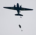 Normandy 10 Angoville-au-Plain Liberty Jump Team (4824143265).jpg