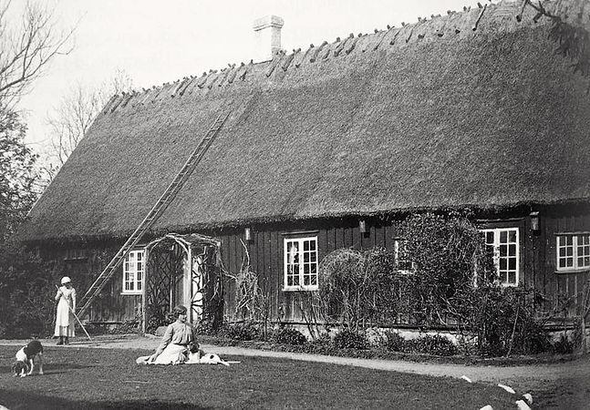 singel kvinna i göteborgs haga
