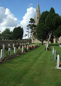 North Luffenham churchyard - geograph.org.uk - 946342.jpg