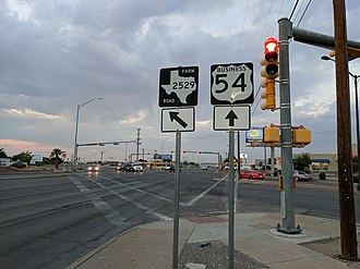 Northeast El Paso - Northeast 54 and Dyer