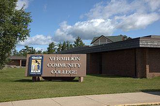 Vermilion Community College - Image: Northern MN 053