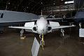 Northrop X-4 Bantam 46-677 HeadOn R&D NMUSAF 25Sep09 (14620528703).jpg
