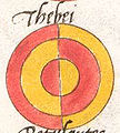 Notitia Dignitatum, Clm 10291, Image No. 270, Thebei Shield Pattern.jpg