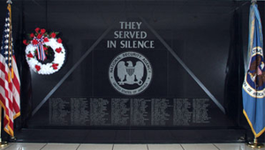 USS Liberty (AGTR-5) - NSA National Cryptologic Memorial. Many of the names are from 8 June 1967