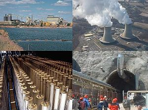 Nuclear power activities involving the environ...