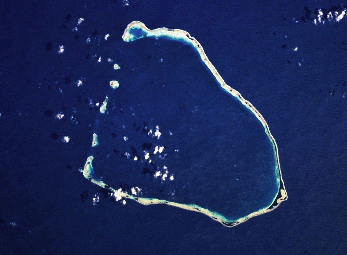 Maps Of Pacific Ocean Islands