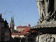 Nuremberg sebald castle f lorenz f s