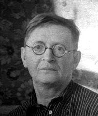Н.В.Горбань, Омск, 1952 год