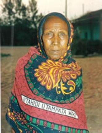 Singida Region - Bibi Nyamwagele
