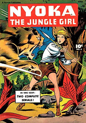 Nyoka the Jungle Girl - Image: Nyoka the Jungle Girl 6