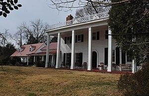 Oak Hill (Annandale, Virginia) - Image: OAK HILL ANNANDALE, FAIRFAX COUNTY, VA