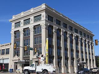 Oklahoma Publishing Company Building United States historic place