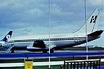 OO-TEN B737-200 Trans European Airways CVT 07-04-82 (25982258520).jpg