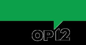 OP12 - Image: OP12 logo