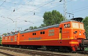 Novocherkassk Electric Locomotive Plant - Electric loc OPE1-393