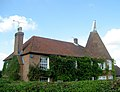 Oast House at Mill Farm, Mill Lane, Sissinghurst, Kent - geograph.org.uk - 483129.jpg
