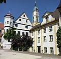 Ochsenhausen - Klosteranlage St. Georg.JPG
