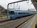 Odakyu 60000 series MSE at Odawara Station.jpg