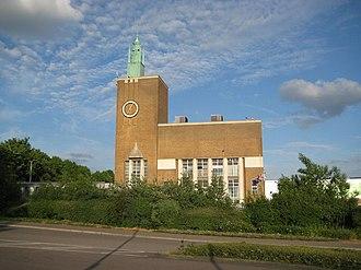 North Watford - Odhams Printworks