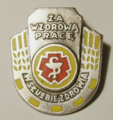 """Odznaka """"Za wzorową pracę w służbie zdrowia"""".png"""