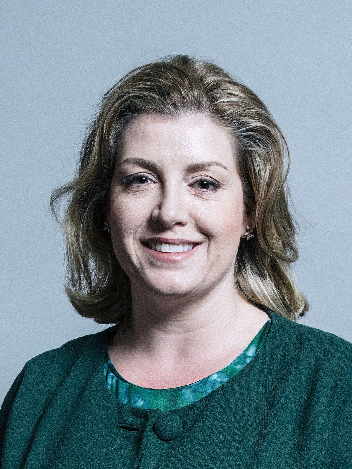 Penny Mordaunt - Wikipedia