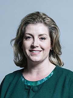Penny Mordaunt British Conservative politician