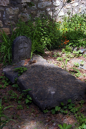Old grave in Ohrid
