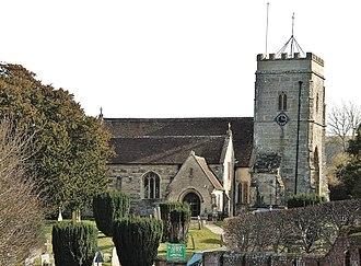 Okeford Fitzpaine - Parish Church of St Andrew