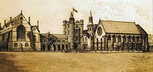 Henry Newbolt - Clifton College Close