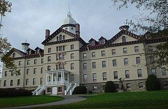 Widener University - Old Main