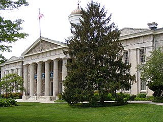 Baltimore County Circuit Courthouses