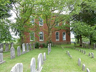Belleman's Union Church - Image: Old Belleman's Union Church 04