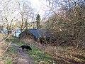 Old Boathouse beside Fonthill Lake - geograph.org.uk - 320620.jpg