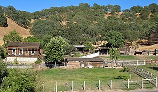 Old Borges Ranch United States historic place