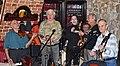 Old Metropolitan Band (2017), Polish trad jazz band (Est. 1968), Pod Zlota Pipa Pub, 30 Florianska street, Old Town, Krakow, Poland.jpg