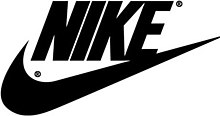 Origins and history. Old logo of Nike ...