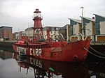 File:Old North Carr lightship in Victoria Docks, Dundee - geograph.org.uk - 1207714.jpg