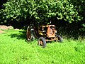 Old Nuffield tractor - geograph.org.uk - 905318.jpg