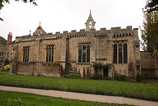 St Pauls Church, Stamford grade II listed building in the United kingdom