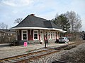 Old Yarmouth railway station, Yarmouth, Maine 2.jpg