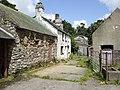 Old farm buildings at Pelyne - geograph.org.uk - 492558.jpg
