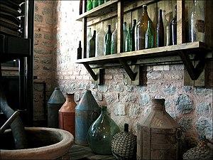 Old olive oil factory