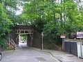 Old rail bridge in Highgate - geograph.org.uk - 1291368.jpg