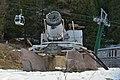 Oldest snow gun in the Dolomites.JPG