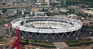 Olympic Stadium, London, 14 June 2011 cropped.jpg