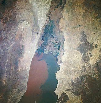Omo River - Omo River Delta