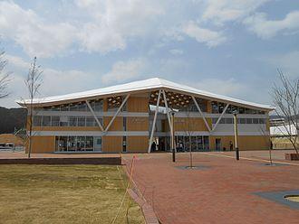 Onagawa Station - Reconstructed Onagawa Station in 2015