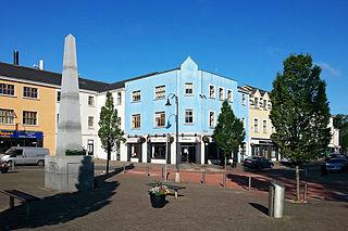 Ongar, Dublin Outer residential suburb of Dublin, Ireland
